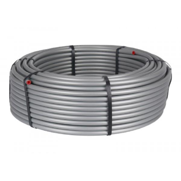 Труба стабильная PE-Xc/Al/PE-Xc (Серая) 16*2,6 мм (SPX-0001-001626)