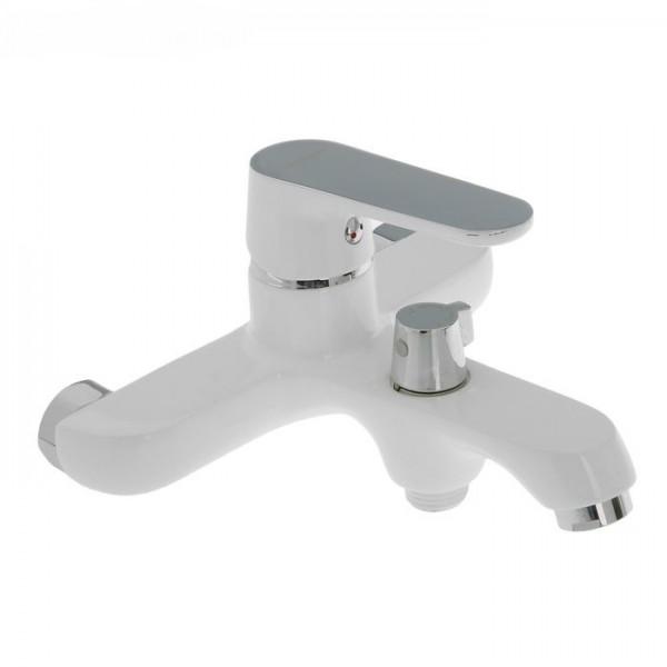 Ванна-душ ACCOONA A6366G (белый/хром)
