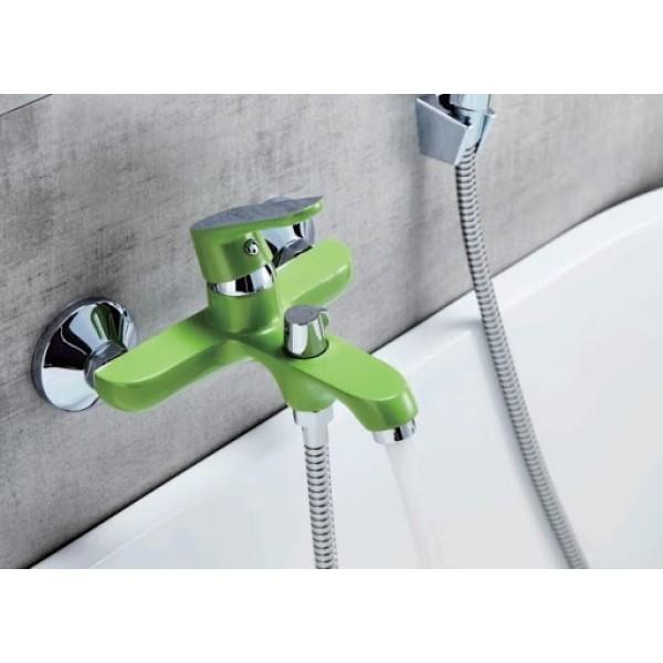 Ванна-душ ACCOONA A6366K (Зеленый)