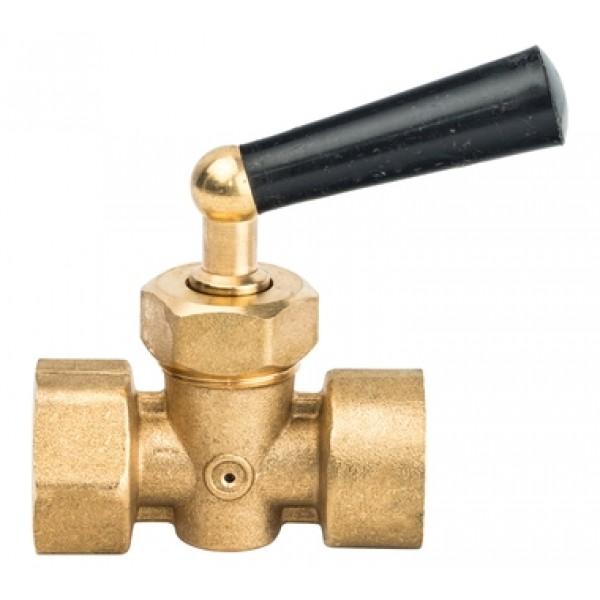 Кран  Ду-15 мм для манометра в.р. Watts
