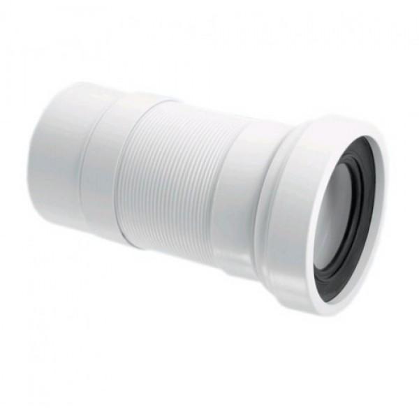 Гофра д/унитаза McAlpine (WC-F23P) 230-440 мм